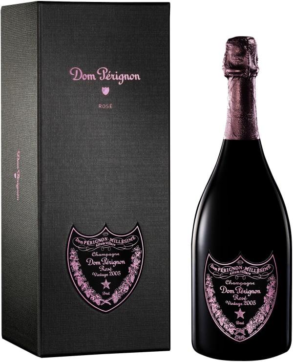 Dom Pérignon Rosé Champagne Brut 2005