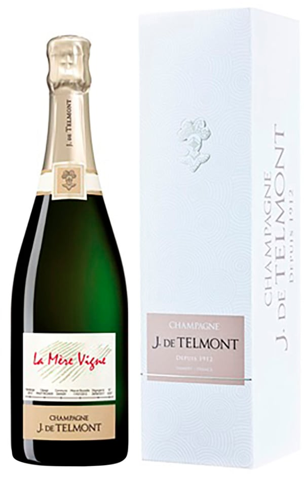 J. de Telmont La Mère Vigne Champagne Brut 2012