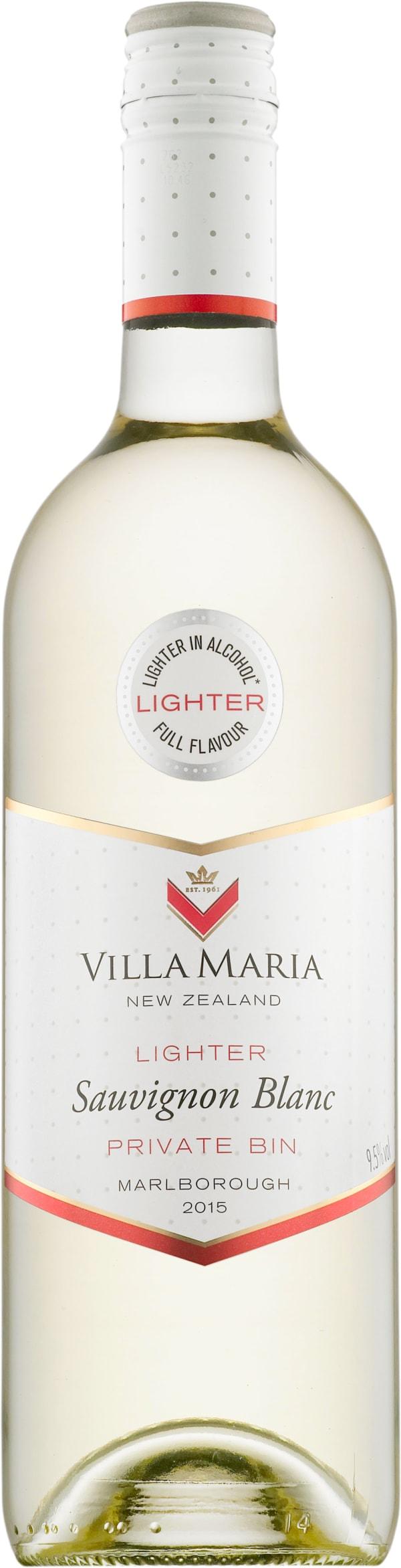Villa Maria Lighter Sauvignon Blanc 2018