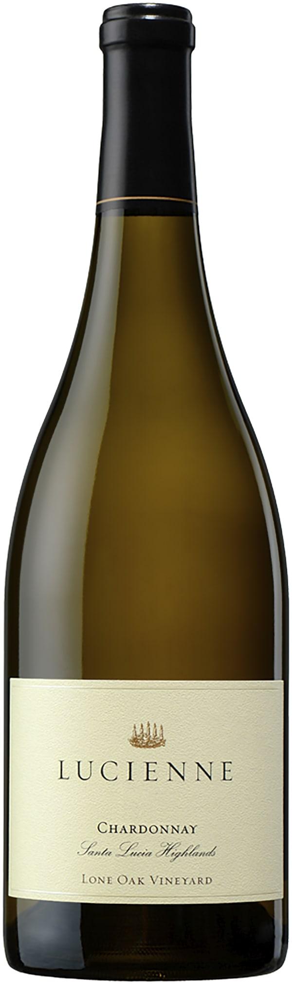Hahn Estate Lucienne Lone Oak Vineyard Chardonnay 2017