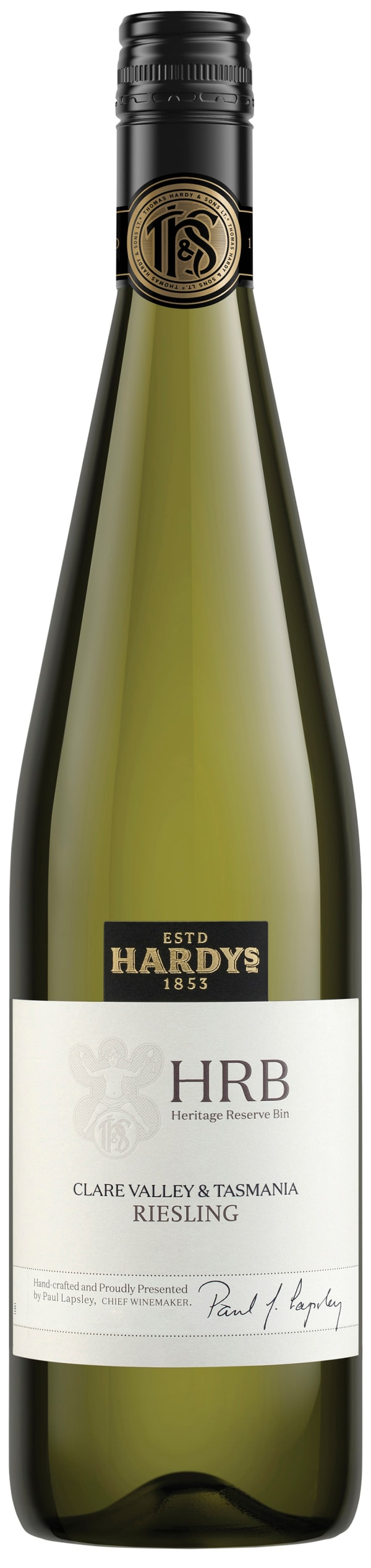 Hardy's HRB Riesling 2015