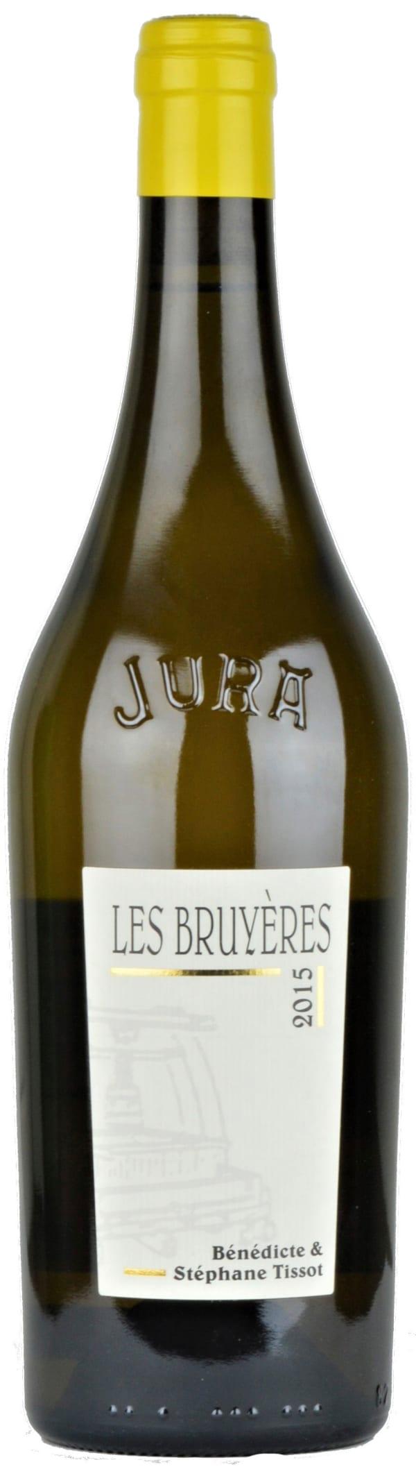 Tissot Les Bruyères Chardonnay 2015