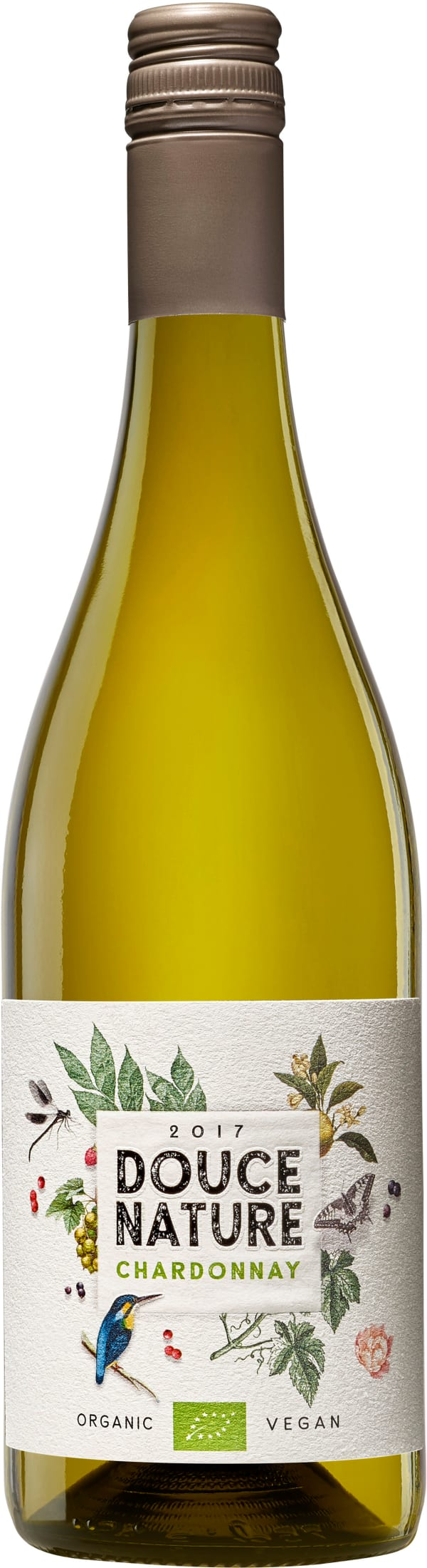Douce Nature Organic Chardonnay 2017