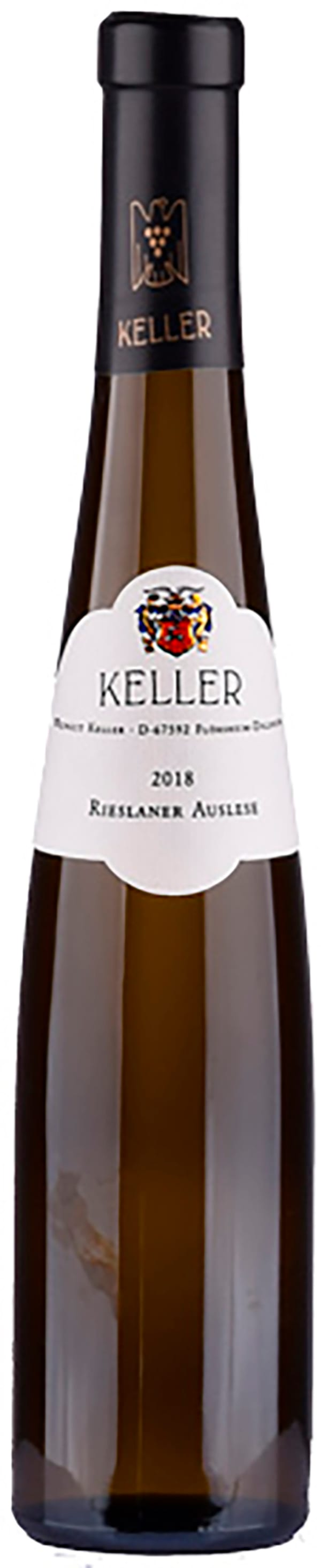 Keller Rieslaner Auslese 2018