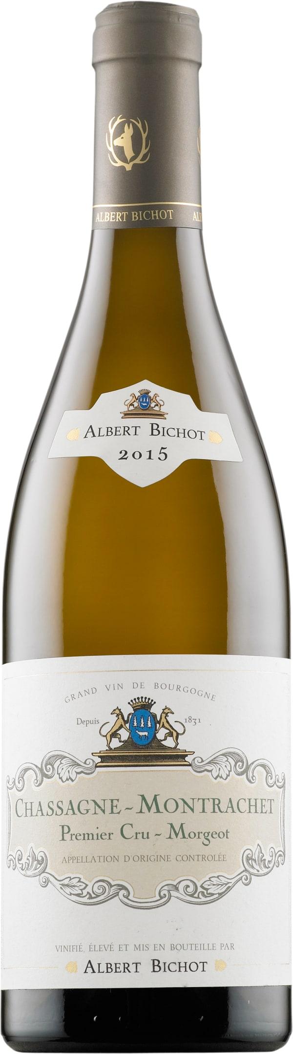 Albert Bichot Chassagne-Montrachet 1er Cru Morgeot 2015
