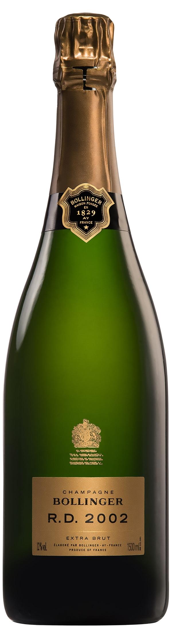 Bollinger R.D. Champagne 2002