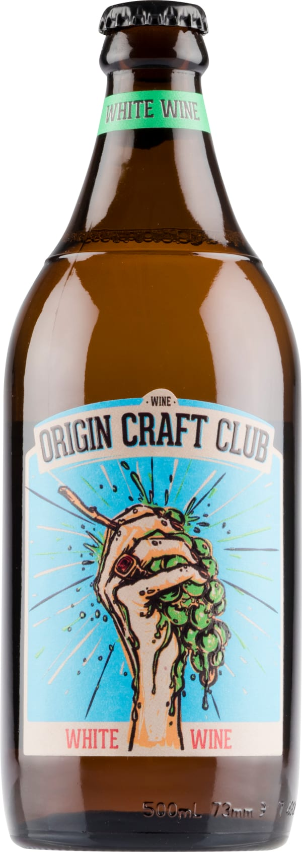 Origin Craft Club White 2018