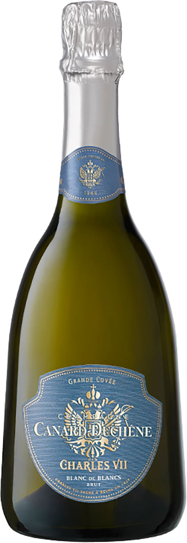 Canard-Duchêne Charles VII Blanc de Blancs Champagne Brut