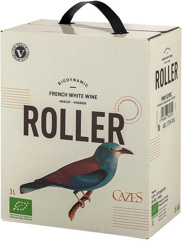 Cazes Roller Muscat-Viognier bag-in-box