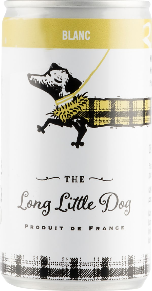 The Long Little Dog Blanc 2019 can