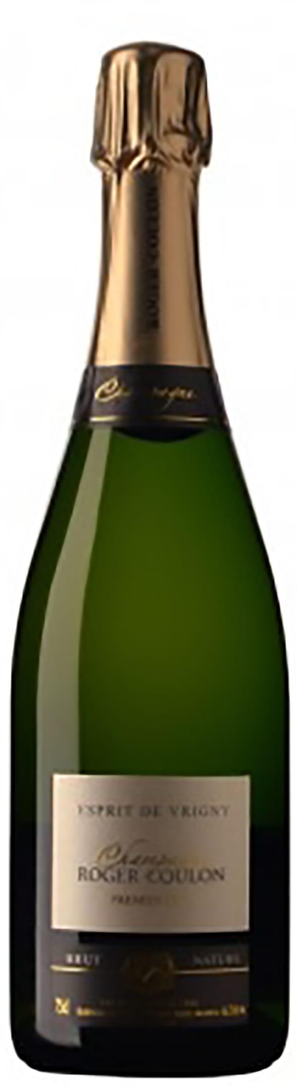 Roger Coulon Esprit de Vrigny 1er Cru Champagne Brut Nature