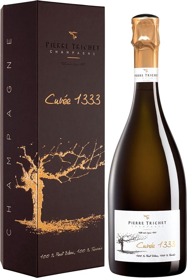 Pierre Trichet Cuvée 1333 Pinot Blanc Champagne Brut