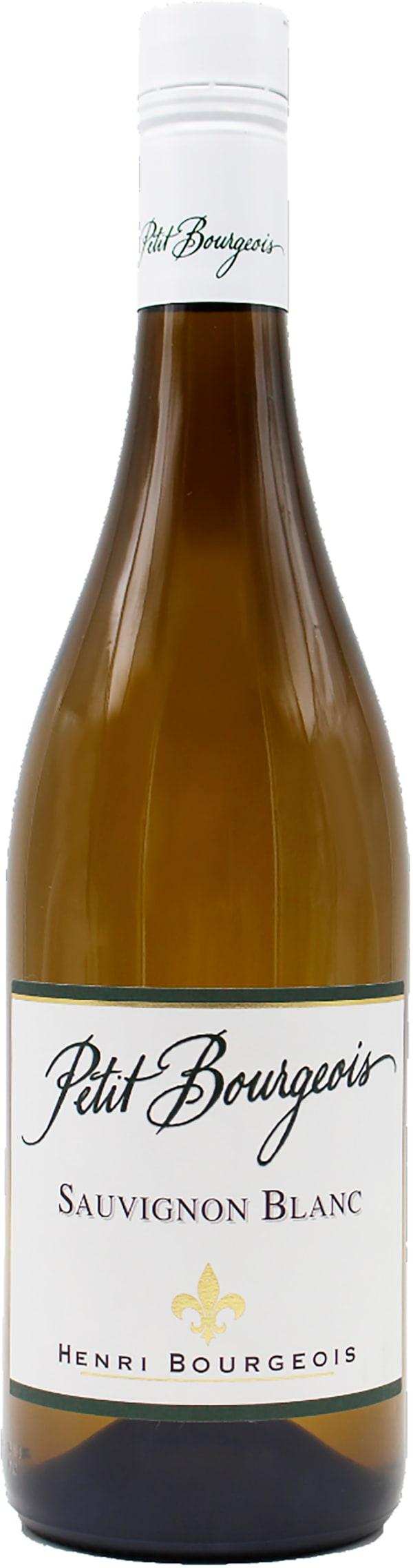 Petit Bourgeois Sauvignon Blanc 2017