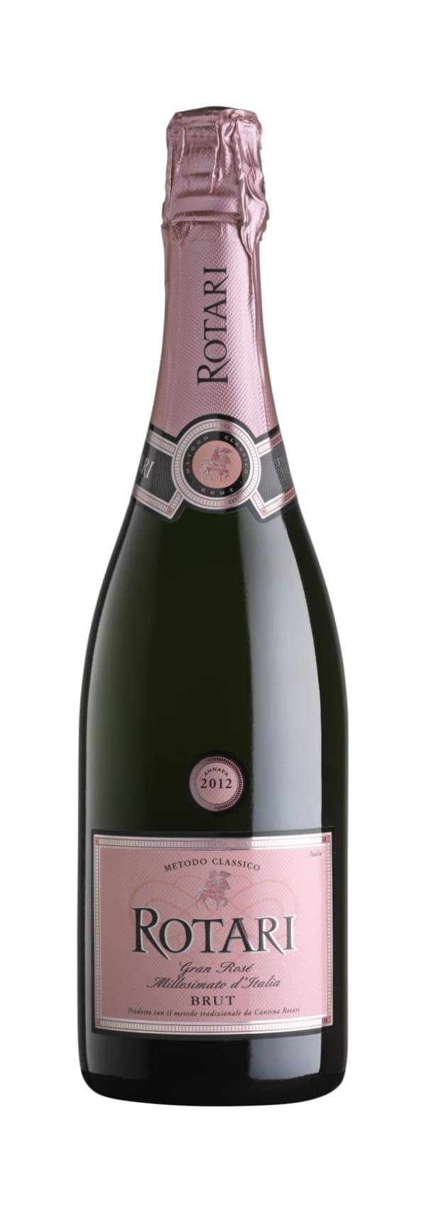 Rotari Gran Rosé Brut 2012