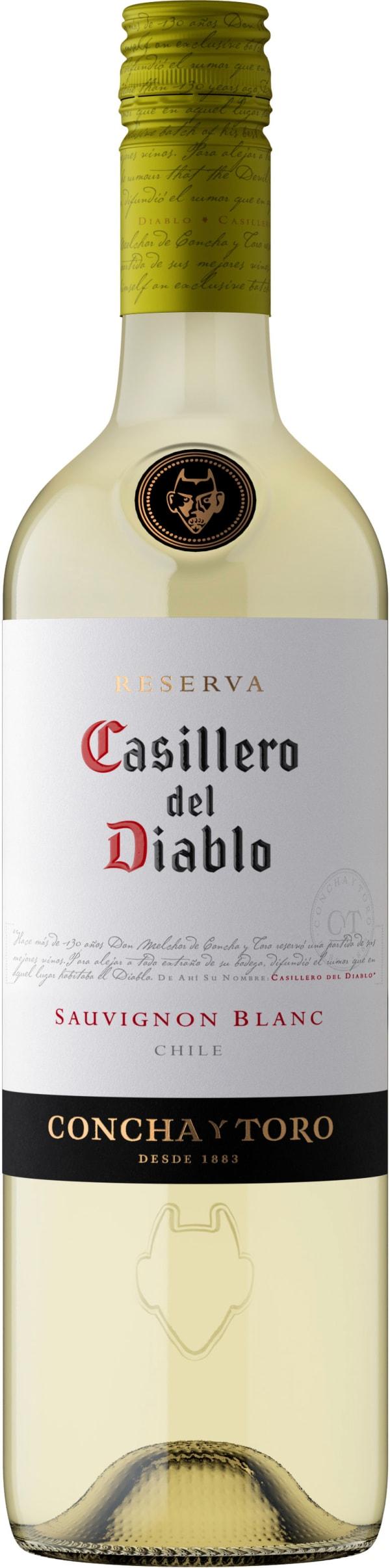 Casillero del Diablo Sauvignon Blanc 2020