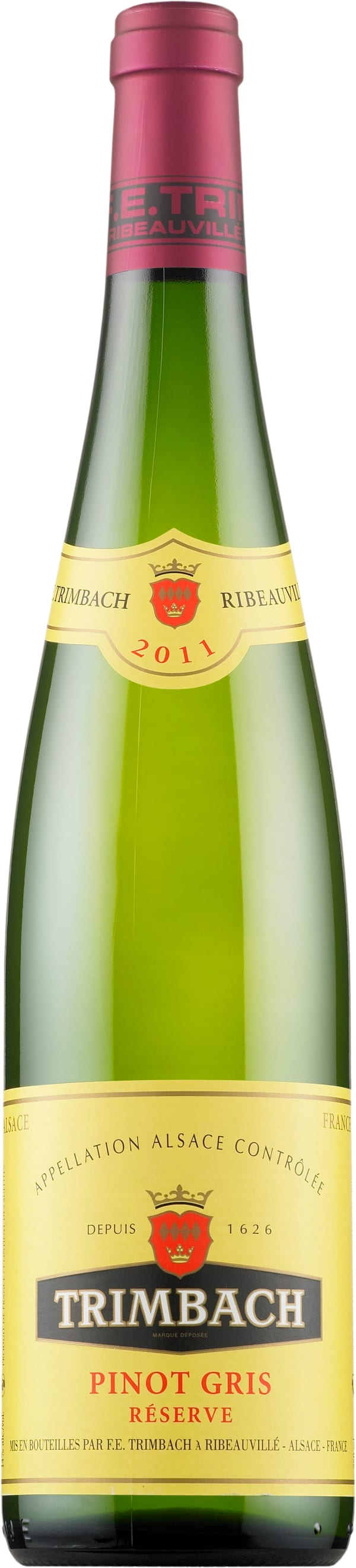 Trimbach Pinot Gris Réserve 2016