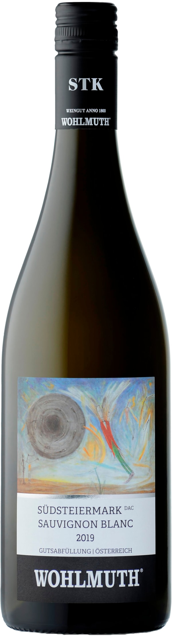 Wohlmuth Sauvignon Blanc Klassik 2016