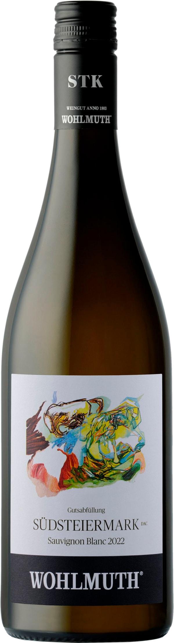 Wohlmuth Südsteiermark Sauvignon Blanc  2019