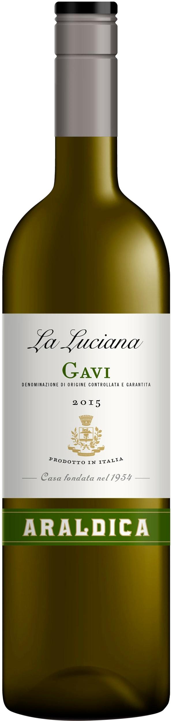 La Luciana Gavi 2016
