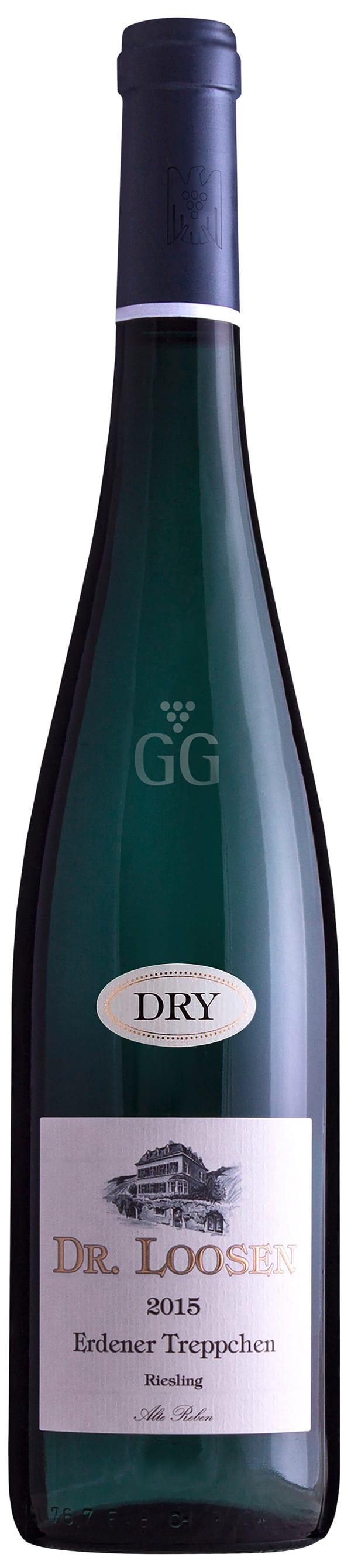 Dr. Loosen Erdener Treppchen Riesling Dry 'Old Vines' GG 2014