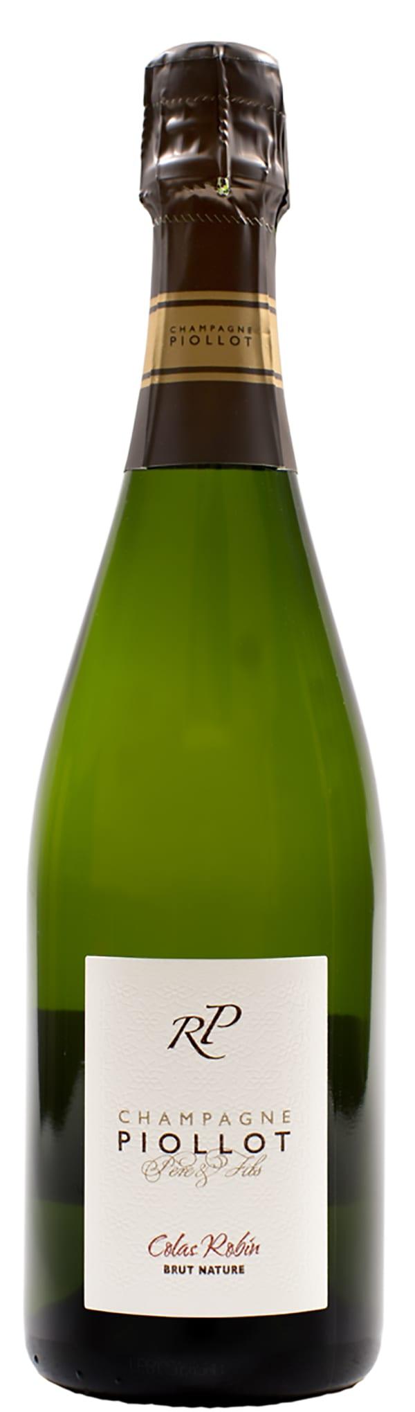 Piollot Colas Robin Champagne Brut Nature 2013