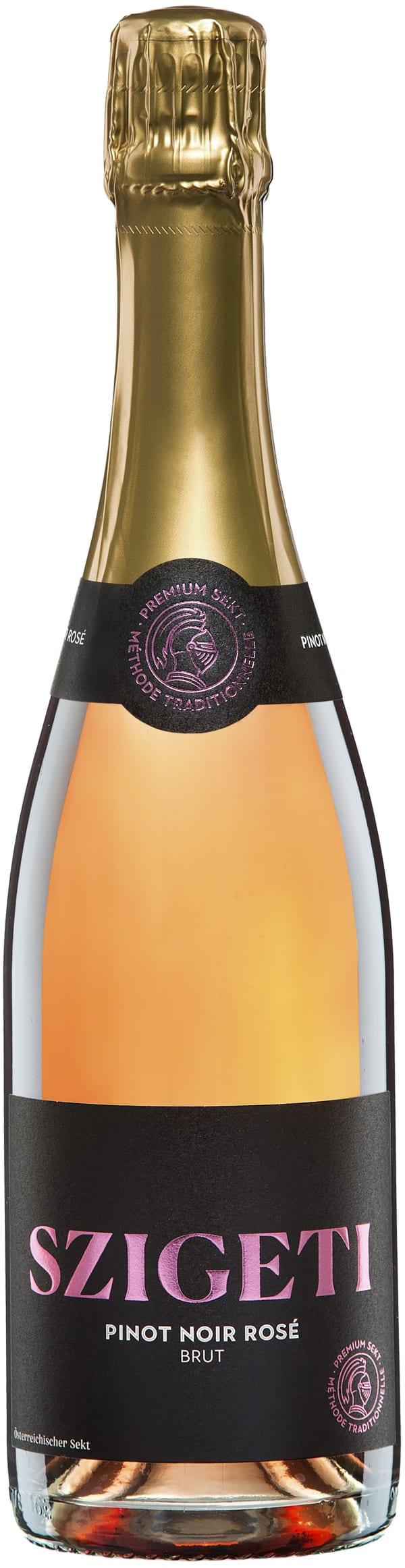 Szigeti Pinot Noir Rosé Brut 2017