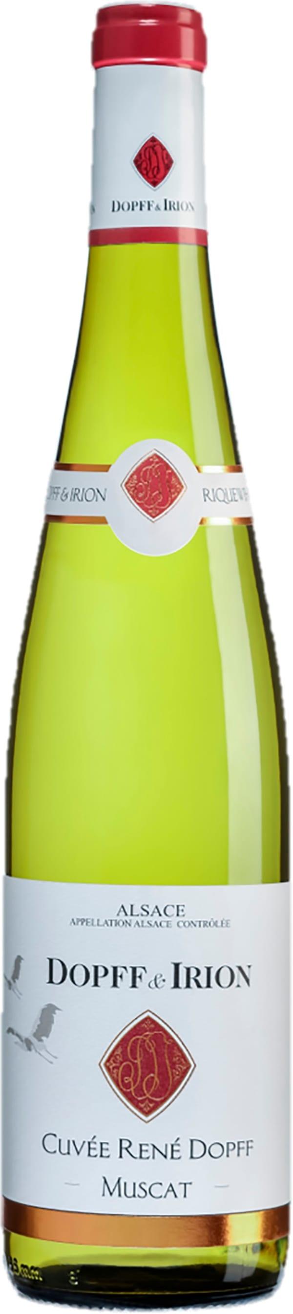Dopff & Irion Cuvée René Dopff Muscat 2017