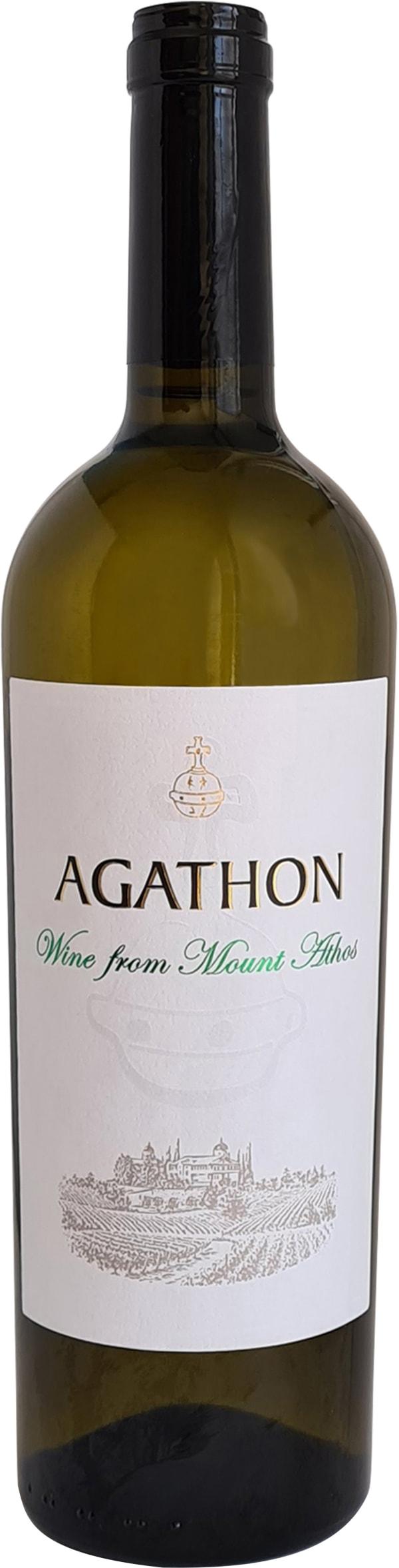 Agathon Mount Athos White 2020