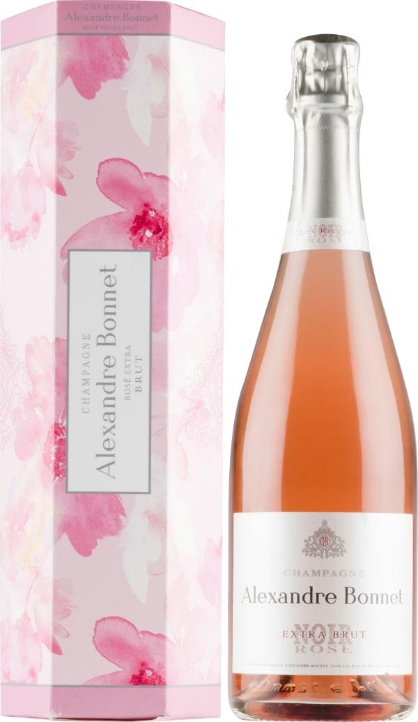 Alexandre Bonnet Rosé Champagne Extra Brut