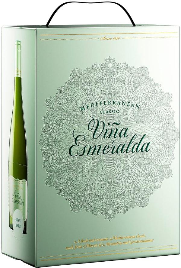 Torres Viña Esmeralda 2018 hanapakkaus