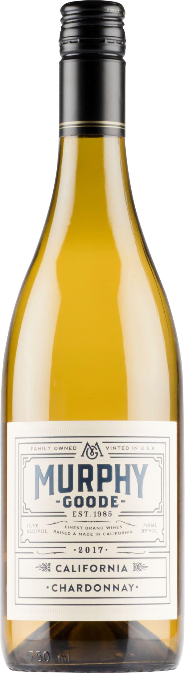 Murphy Goode Chardonnay 2017