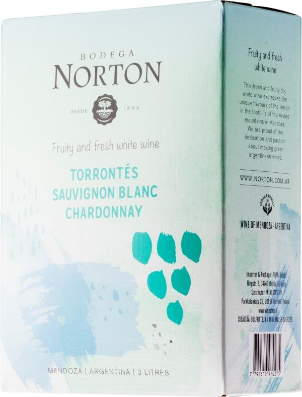 Bodega Norton Torrontes Sauvignon Blanc Chardonnay 2019 lådvin