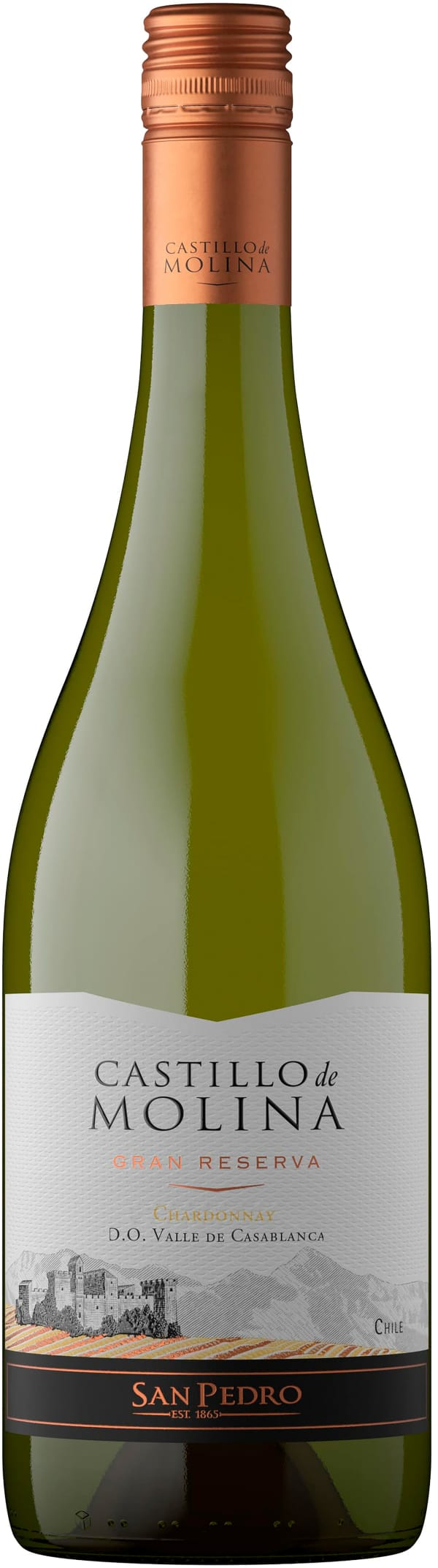 Castillo de Molina Reserva Chardonnay 2020