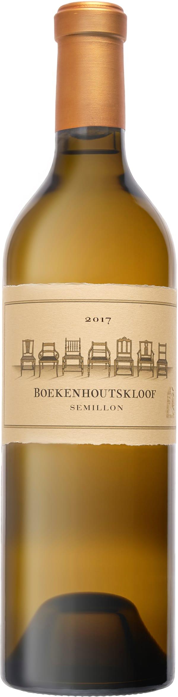Boekenhoutskloof Semillon 2017