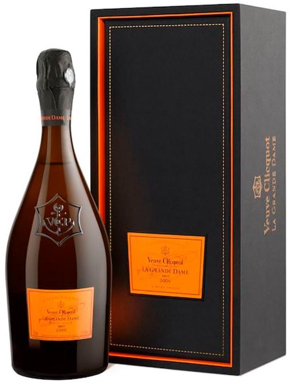 Veuve Clicquot La Grande Dame Champagne Brut 2006