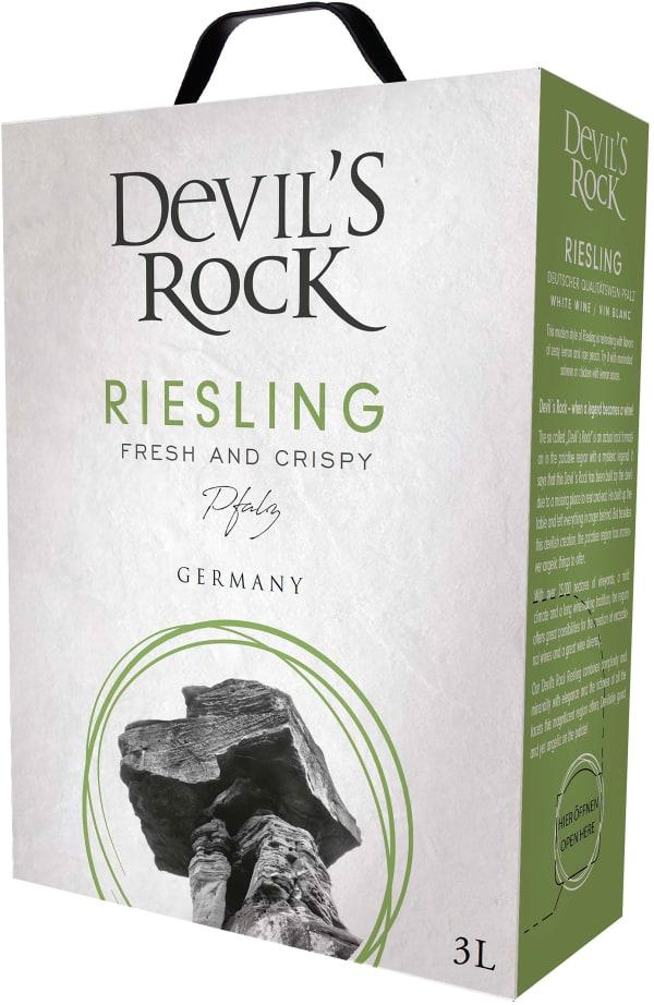 Devil's Rock Riesling 2020 bag-in-box