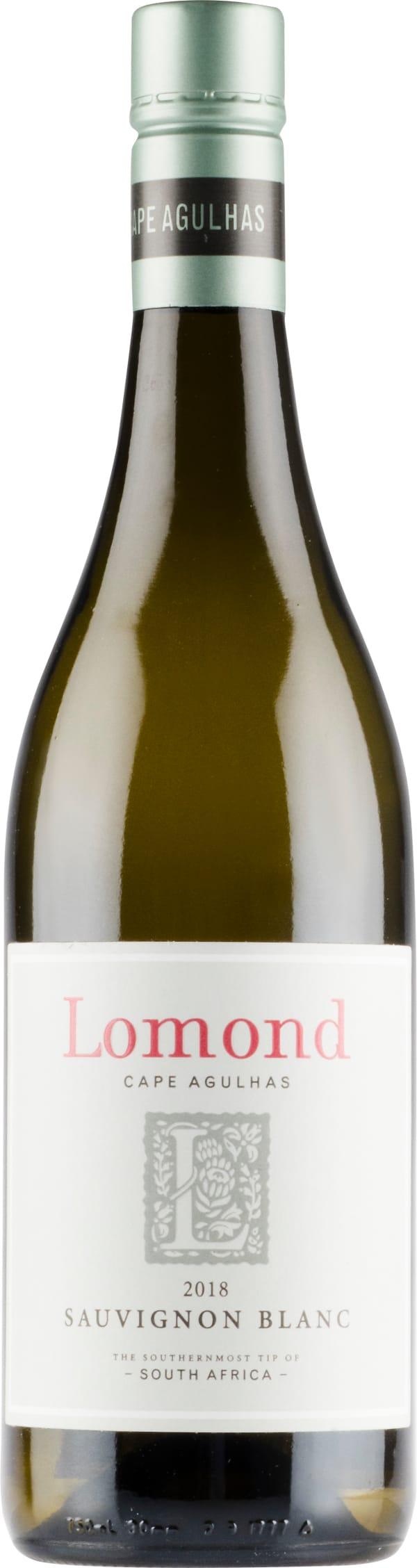 Lomond Sauvignon Blanc 2018