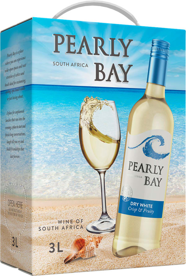 Pearly Bay Dry White bag-in-box