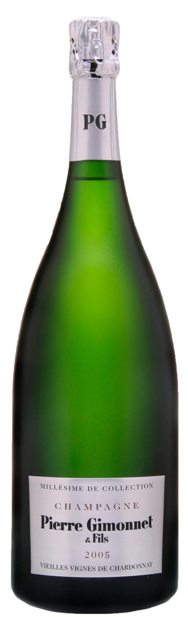 Pierre Gimonnet Millésime de Collection Vieilles Vignes de Chardonnay Champagne Brut 2005