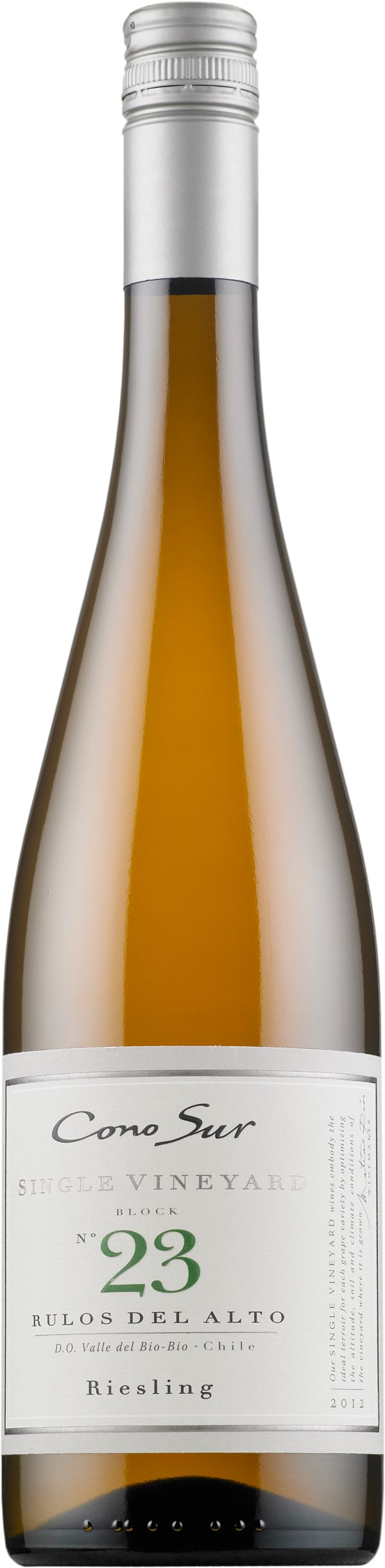 Cono Sur Single Vineyard Block 23 Riesling 2019