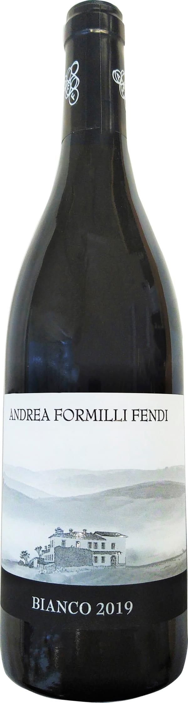 Andrea Formilli Fendi Bianco 2019