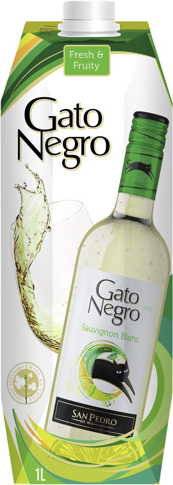 Gato Negro Sauvignon Blanc carton package
