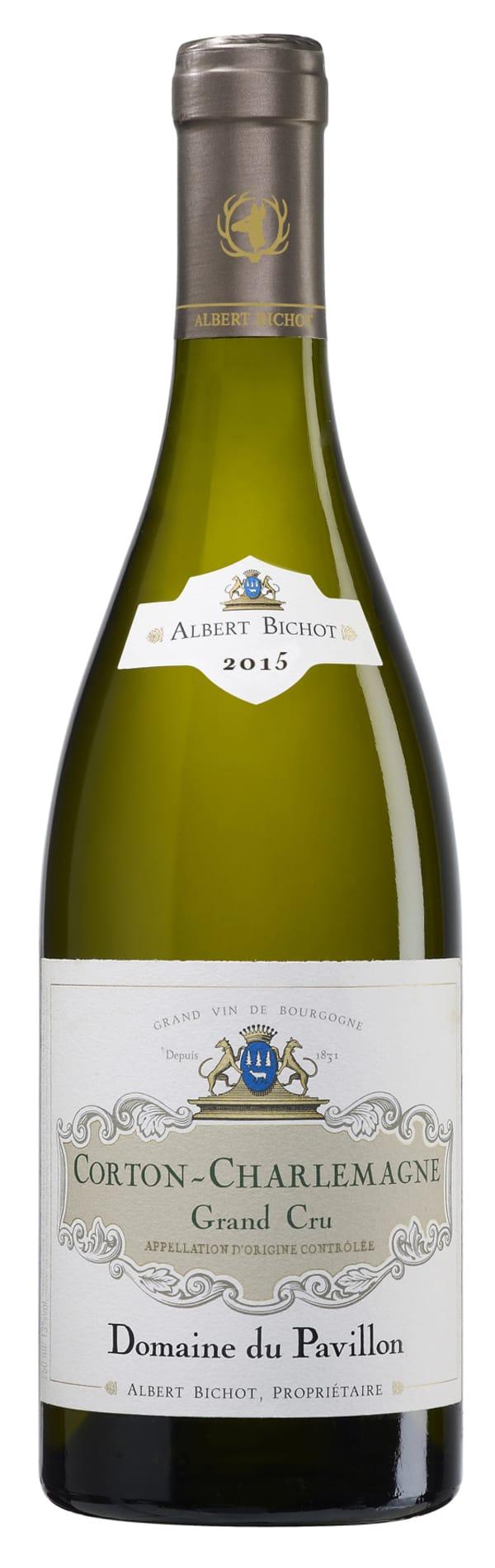 Albert Bichot Domaine du Pavillon Corton-Charlemagne Grand Cru 2015
