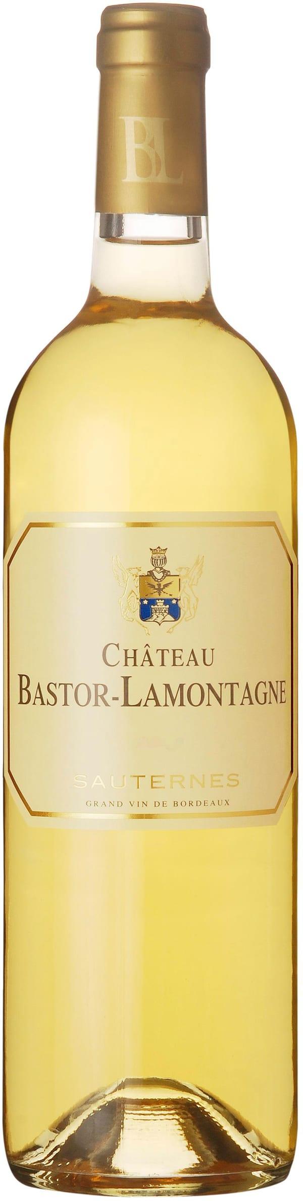 Château Bastor-Lamontagne 2010