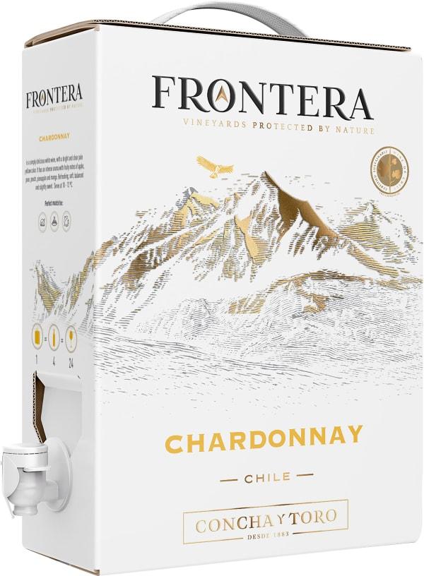 Frontera Chardonnay 2018 hanapakkaus