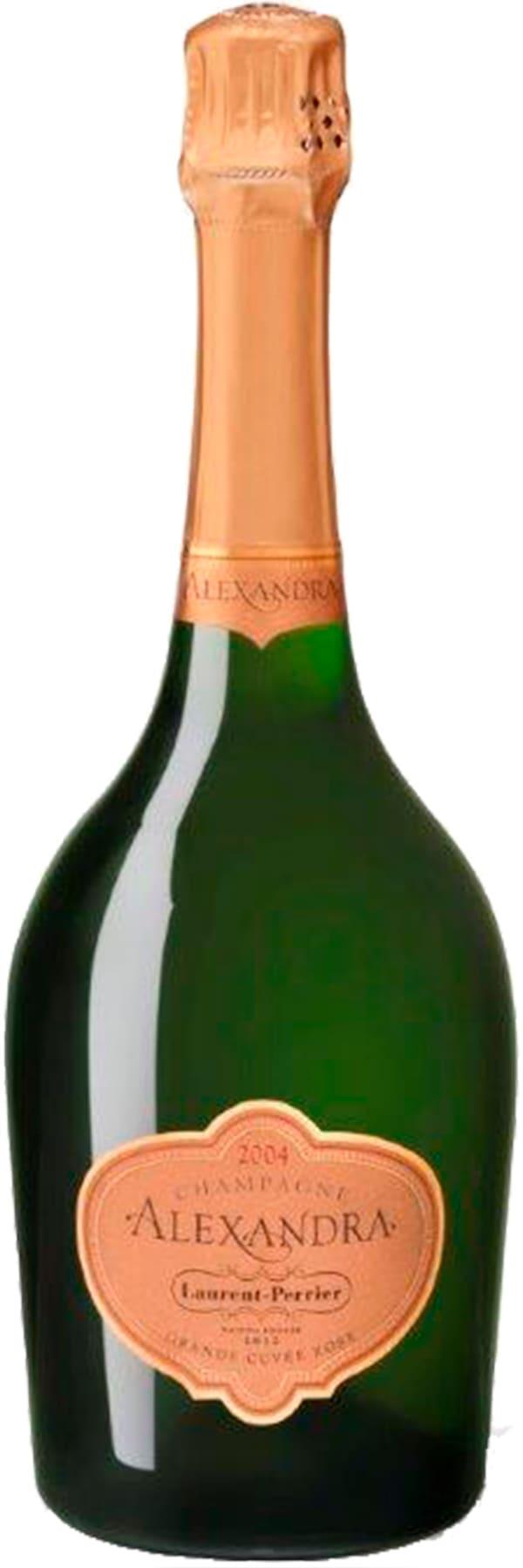 Laurent-Perrier Alexandra Grande Cuvée Rosé Champagne Brut 2004