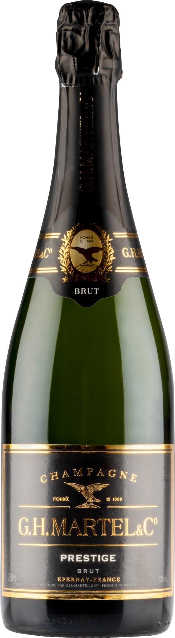 G.H. Martel & Co Prestige Champagne Brut