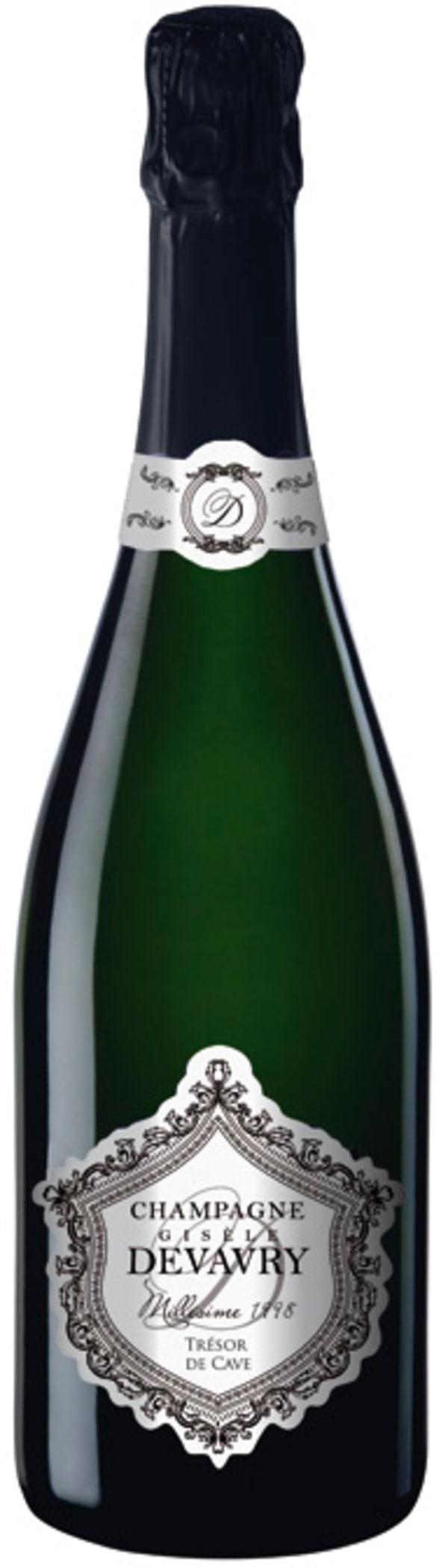 Gisèle Devavry Millésime Trésor de Cave Champagne Brut 1998