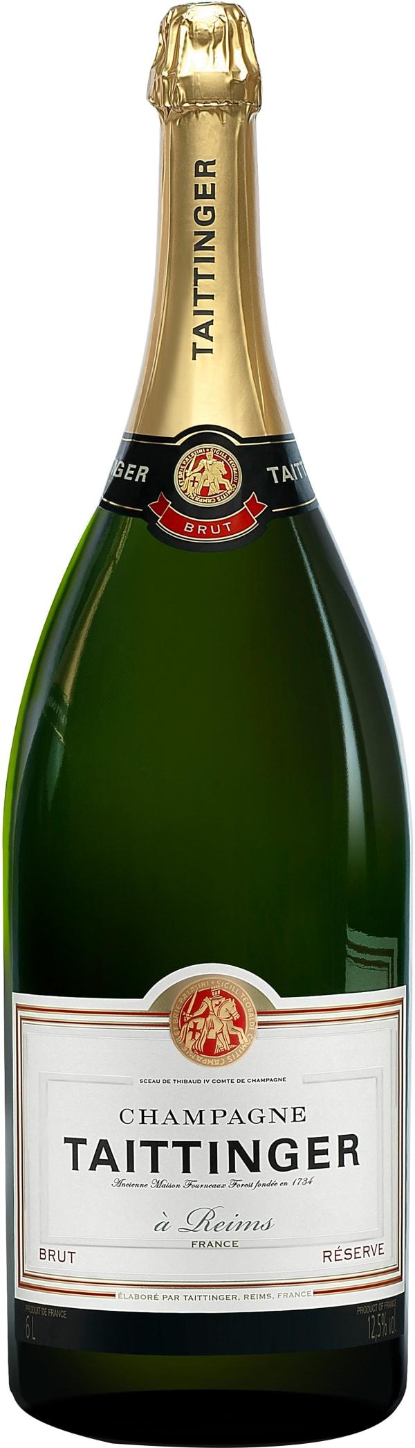 Taittinger Réserve Champagne Brut, Balthazar