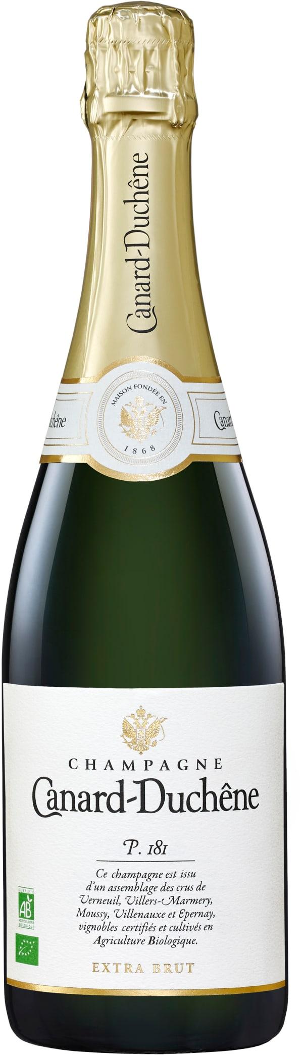 Canard-Duchêne P. 181 Champagne Extra Brut